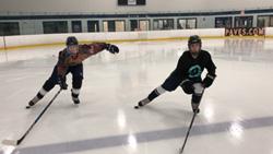 Power Skating Stride Form Technique Mechanics