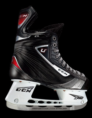 CCM U+ CrazyLight Skate