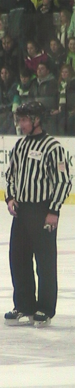 Peter Klim Ice Hockey Official is your Personal Skating Instuctor